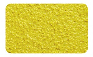 Swatch yellow UVR